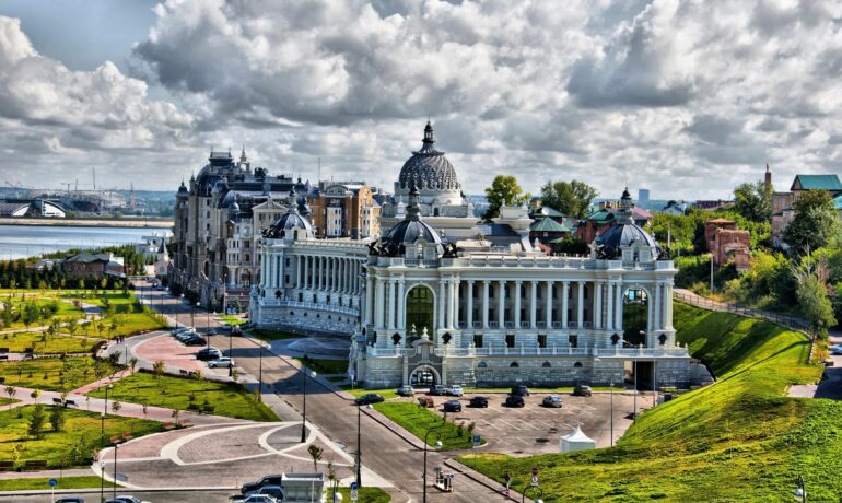 Бесплатные приключения в Казани
