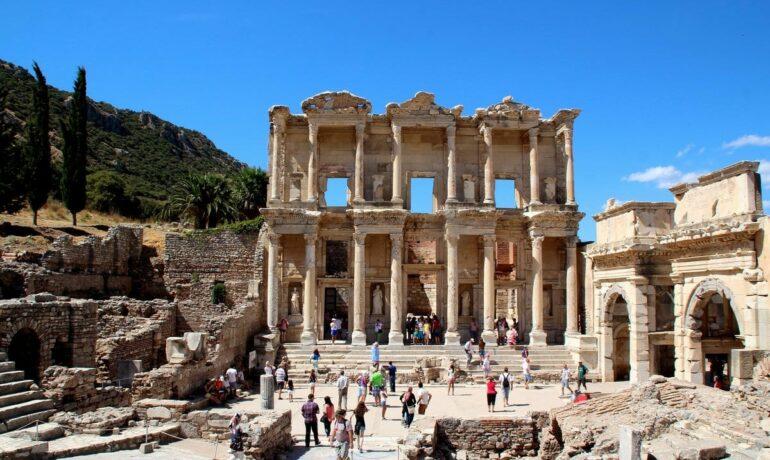 Культура и история древнего Эфеса