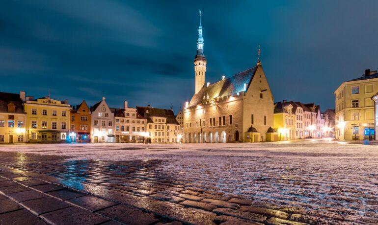 Эстония -  страна легенд, фильмов и новых технологий