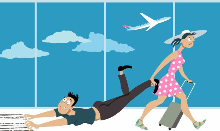 Распространенные фобии, связанные с отпуском