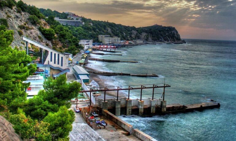 Гаспра, Крым. Обзор экскурсионного маршрута