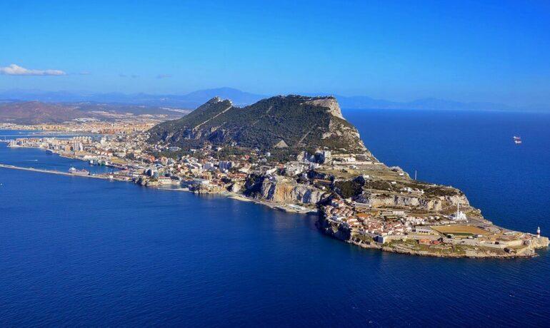 Удивительные достопримечательности Гибралтара (Великобритания)