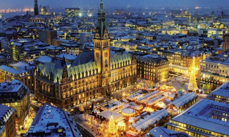 8 мест Гамбурга, которые можно посетить бесплатно