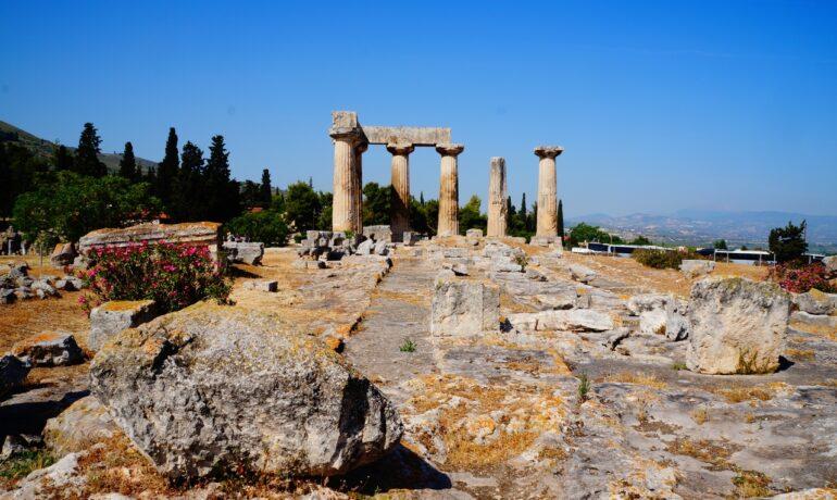 Лучшие города Греции