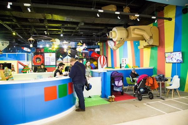 В каких детских кафе можно отметить день рождения?