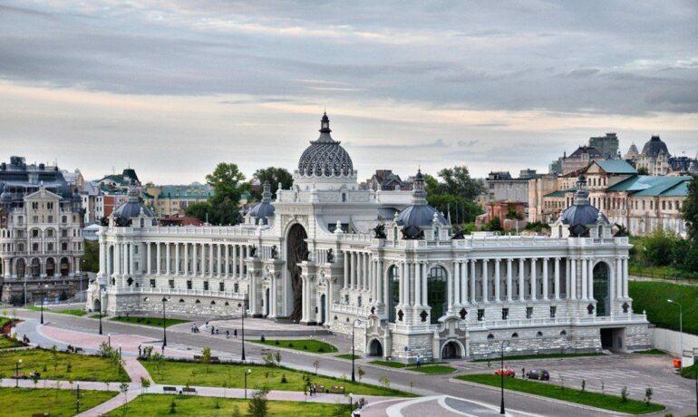 5 главных архитектурных памятников Казани