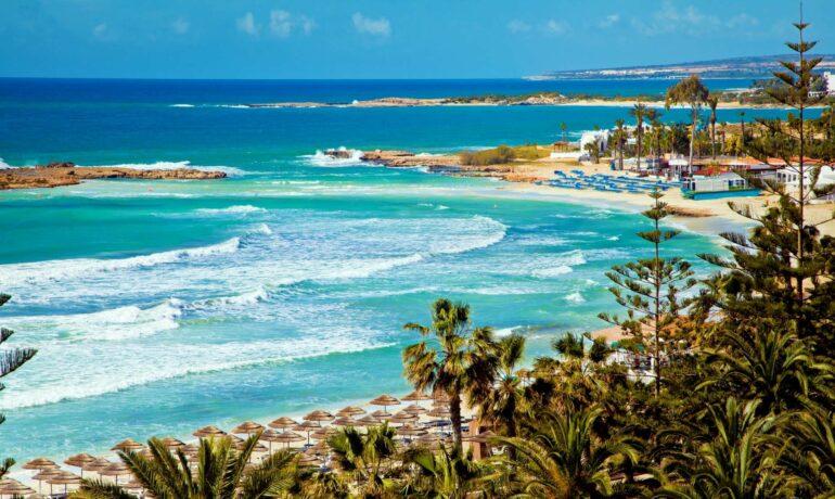 Туризм и отдых на курортах Кипра
