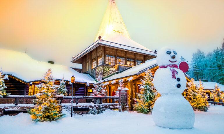 Удивительная Лапландия: как попасть в гости к Санта-Клаусу и увидеть Северное сияние