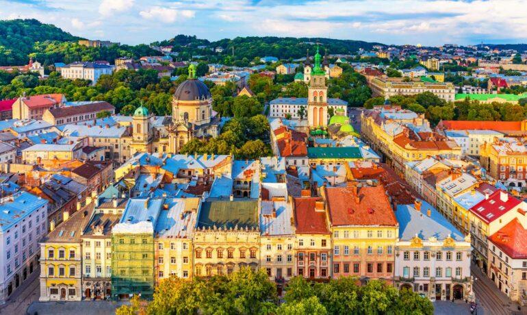 Мультикультурный город Львов