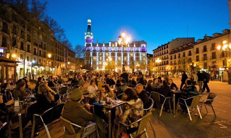 Спокойная жизнь Мадрида