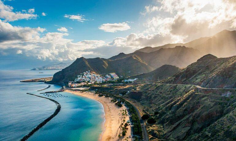 Лучшие пляжи острова Тенерифе, Испания
