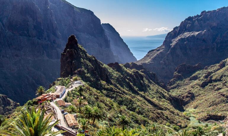 Как отдохнуть на острове Тенерифе