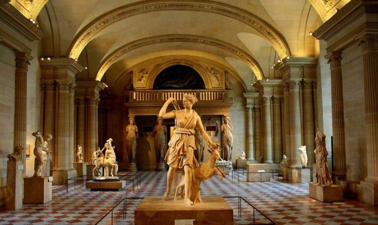 6 самых популярных музеев мира