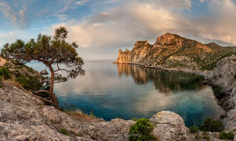 Отдых в Крыму. Поселок Новый Свет