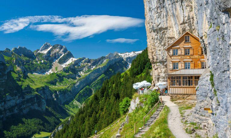 11 причин посетить швейцарские Альпы