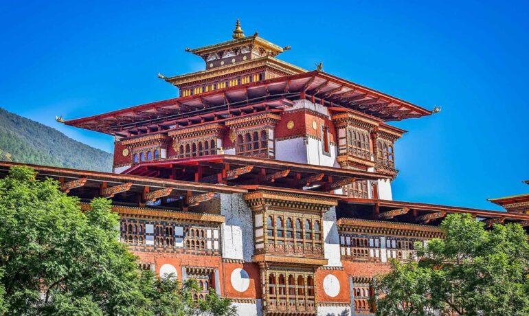Страна драконов. Факты о Бутане