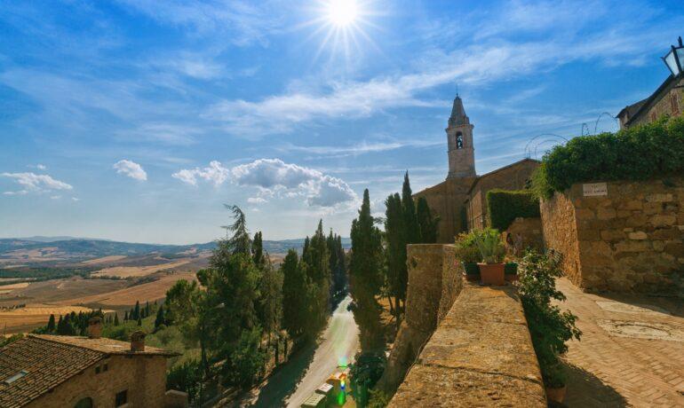 Город Пиенца в Тоскане: что стоит посмотреть