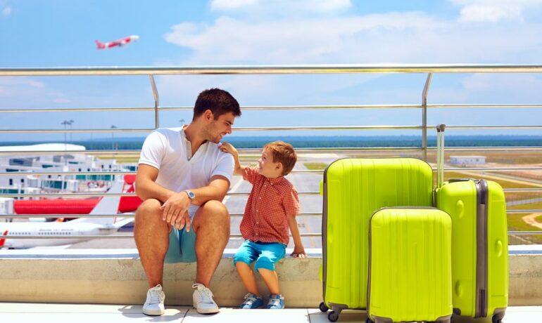 Самостоятельная поездка ребенка на отдых