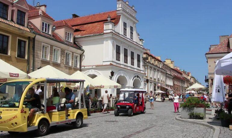 Сандомир или путешествие во времени, Польша