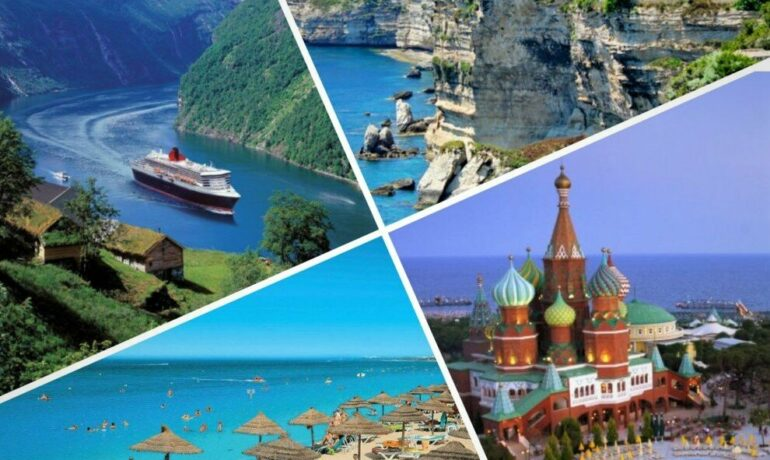 Куда поехать в России летом? 11 сочных идей