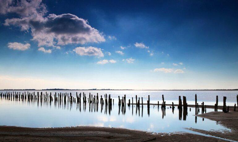 Путешествие на озеро Саки, Крым
