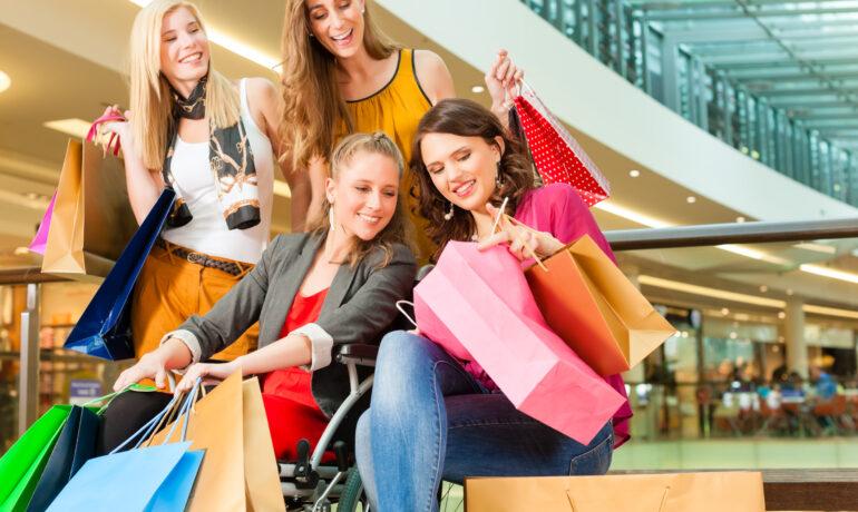 Неуправляемый шопинг