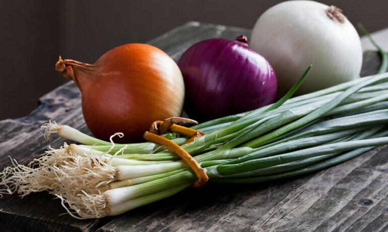 Преимущества для здоровья от употребления лука