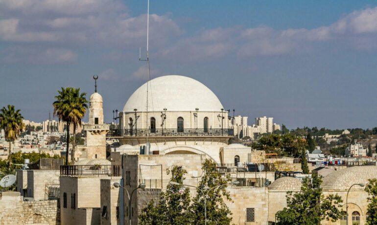 Что посмотреть в Иерусалиме. Синагога Хурва
