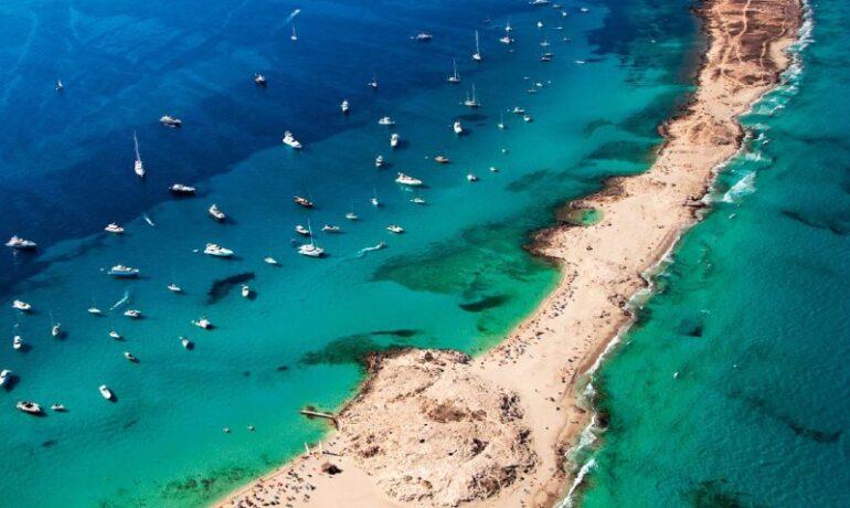 Популярные пляжи Испании
