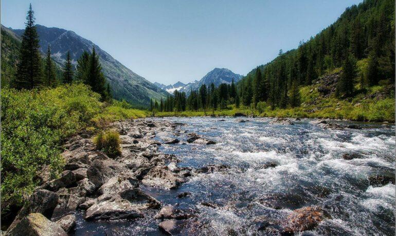 Алтайский край для сторонников оздоровительного туризма