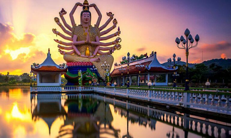10 причин посетить Тайланд. Экзотические животные, кухня чили и улыбающиеся люди