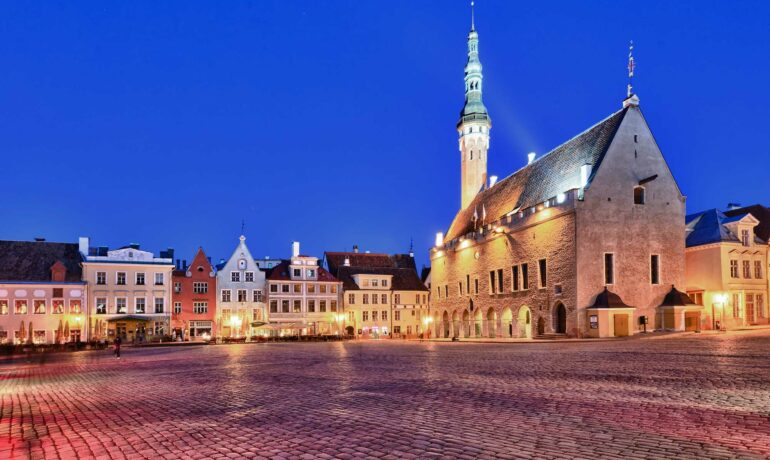 Выходные в Таллине в Эстонии за 22 000 руб на одного человека