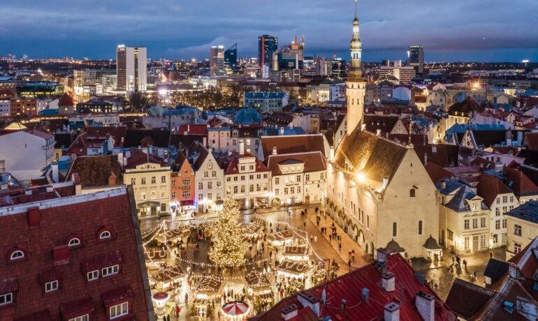 Эстония - страна спокойного отдыха