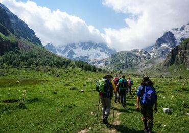 Экскурсия к горе Уллу-Тау в Кабардино-Балкарии