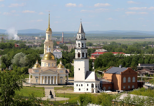 Маленькая столица династии Строгановых