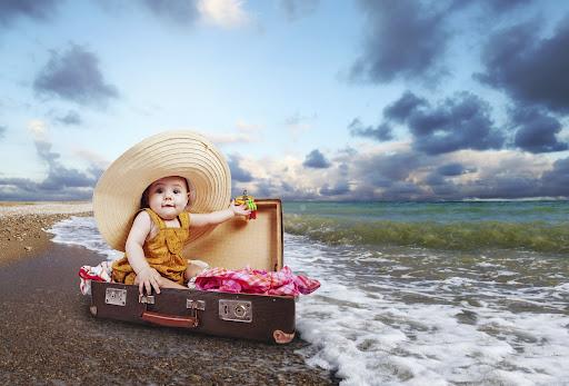 Путешествие с ребенком. Лайфхаки для родителей