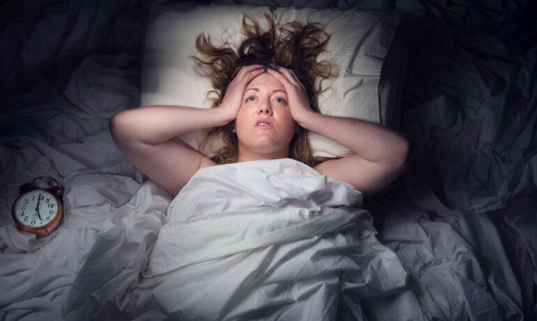 Бессонница. Как хорошо высыпаться