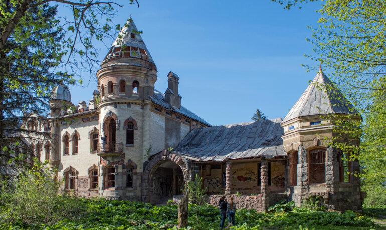 Исторические усадьбы Ленинградской области