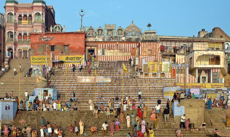 Путешествие в Варанаси, Индия