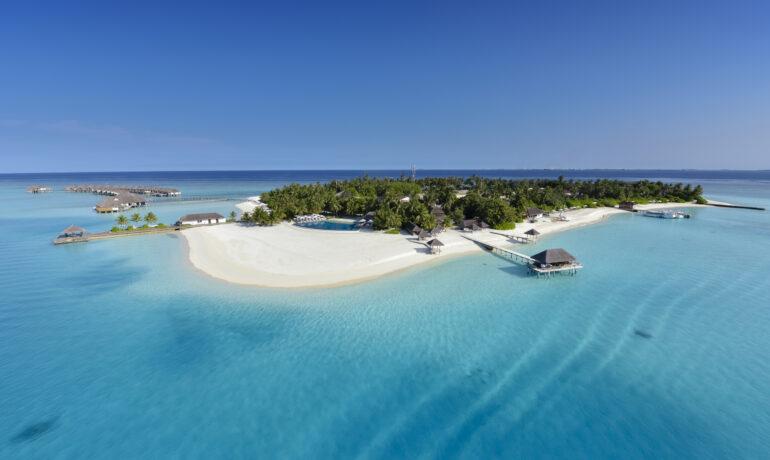 Остров Велассару - персональный райский уголок на Мальдивах