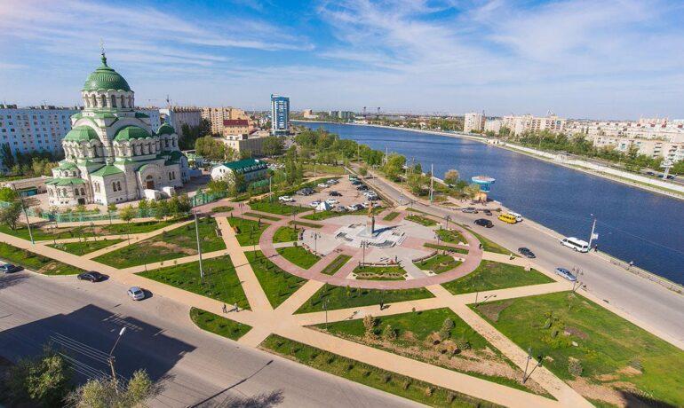 Жемчужина Каспия: Где побывать и что привезти из Астрахани
