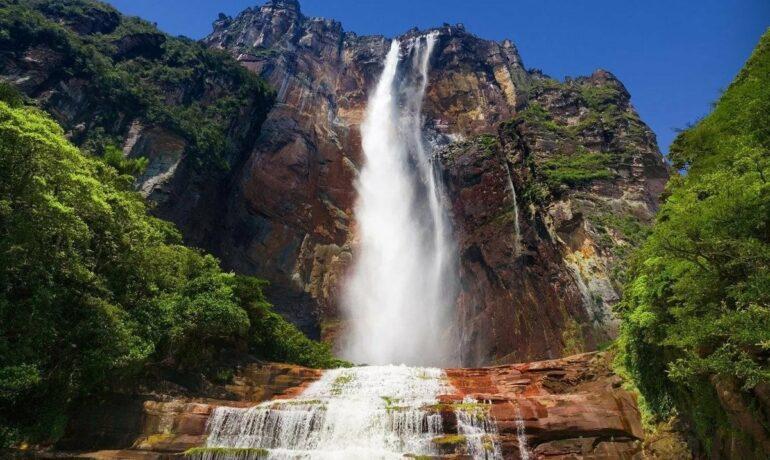 Самые красивые и большие водопады мира