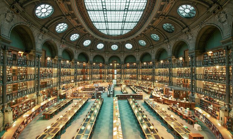 12 лучших мировых библиотек