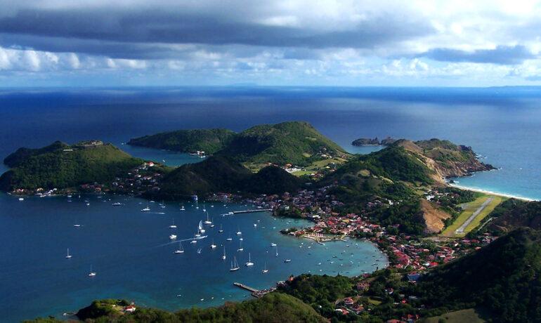 Острова Гваделупы. Достопримечательности