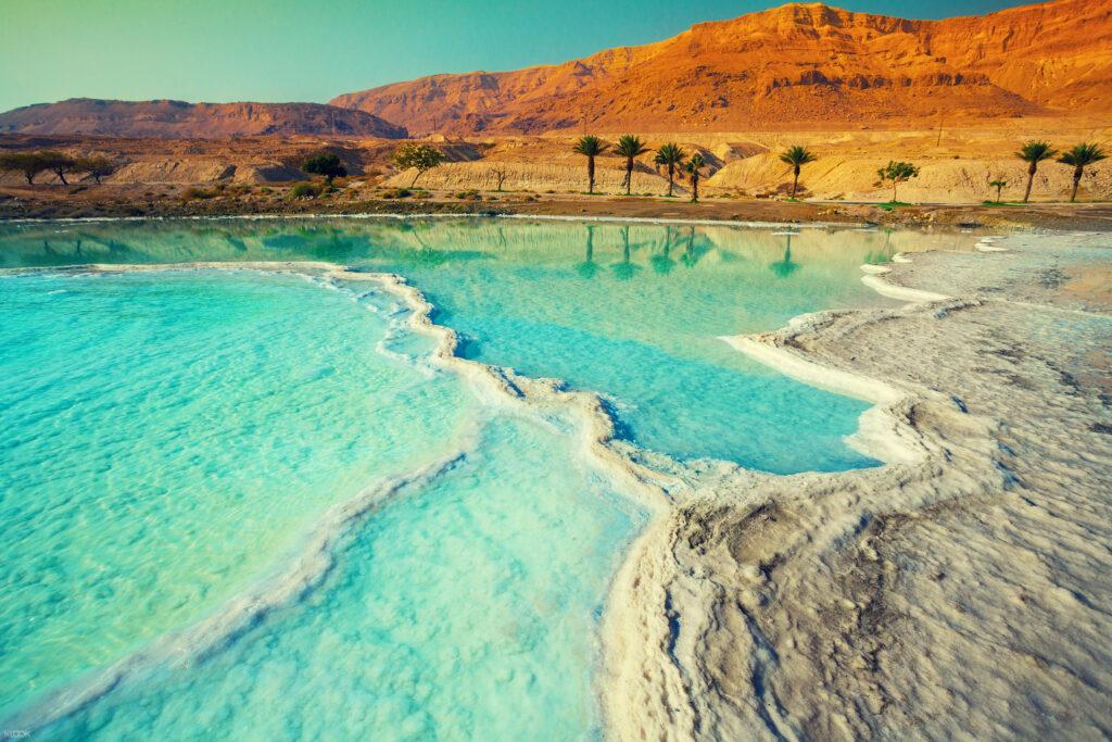 Знаменитый Южный курорт Израиля. Мёртвое море