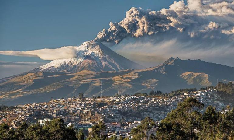 Главные места к посещению в Эквадоре