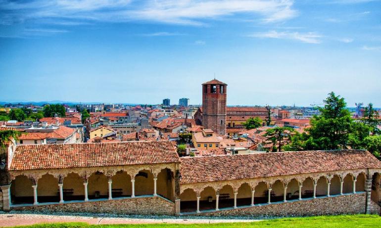 Удине в Италии: живописный север страны