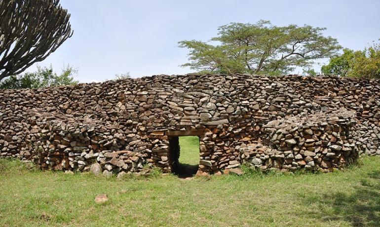 Тхимлич Охинга как археологический объект в Кении