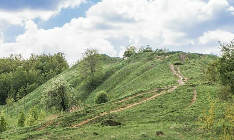 Одна из московских деревень - Дьяково