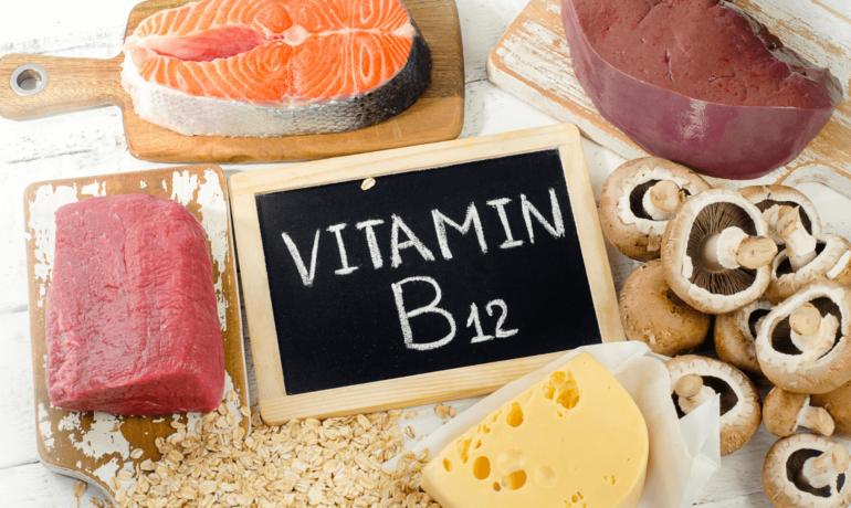 Витамин B12. Действие в организме